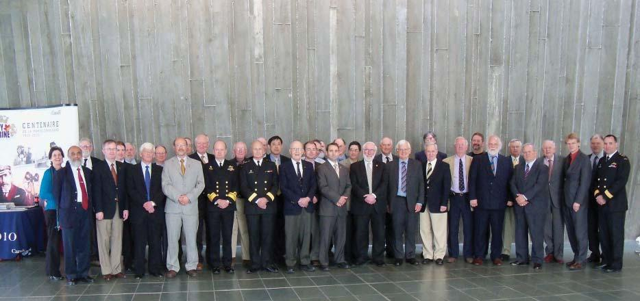 The Canadian Naval Centennial History Conference, held at the Canadian War Museum 5-6 May 2010, attracted internationally recognized scholars and seasoned naval professionals from Australia, Britain,