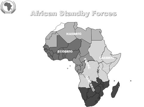 The African Standby Force One of the most significant developments in the African peace operations context is the initiative to develop an African Stand-by Force (ASF) 38.