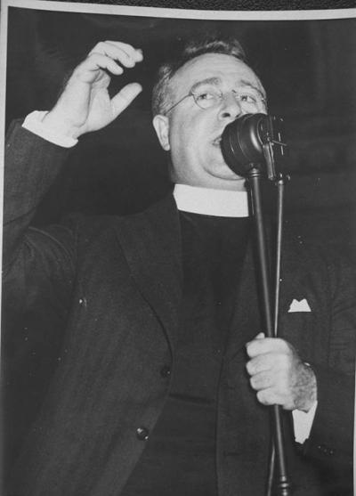 "Fr. Charles Coughlin ""The Radio Priest"" 30"
