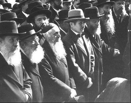 Rabbis March on