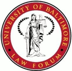 University of Baltimore Law Forum Volume 45 Number 1 Fall 2014 Article 4 2014 Charm City Televised & Dehumanized: How CCTV Bail Reviews Violate Due Process Edie Fortuna Cimino Deputy District Public