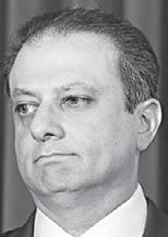INTERNATIONAL 11 Politics I was fired Defiant Bharara proud of absolute independence NEW YORK, March 12, (AP): A defiant Manhattan federal prosecutor, in announcing his firing after he refused to