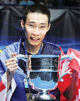 After swatting aside first-time finalist Shi Yuqi of China 21-12, 21-10, Chong Wei said he will return to defend the title of his favorite tournament.