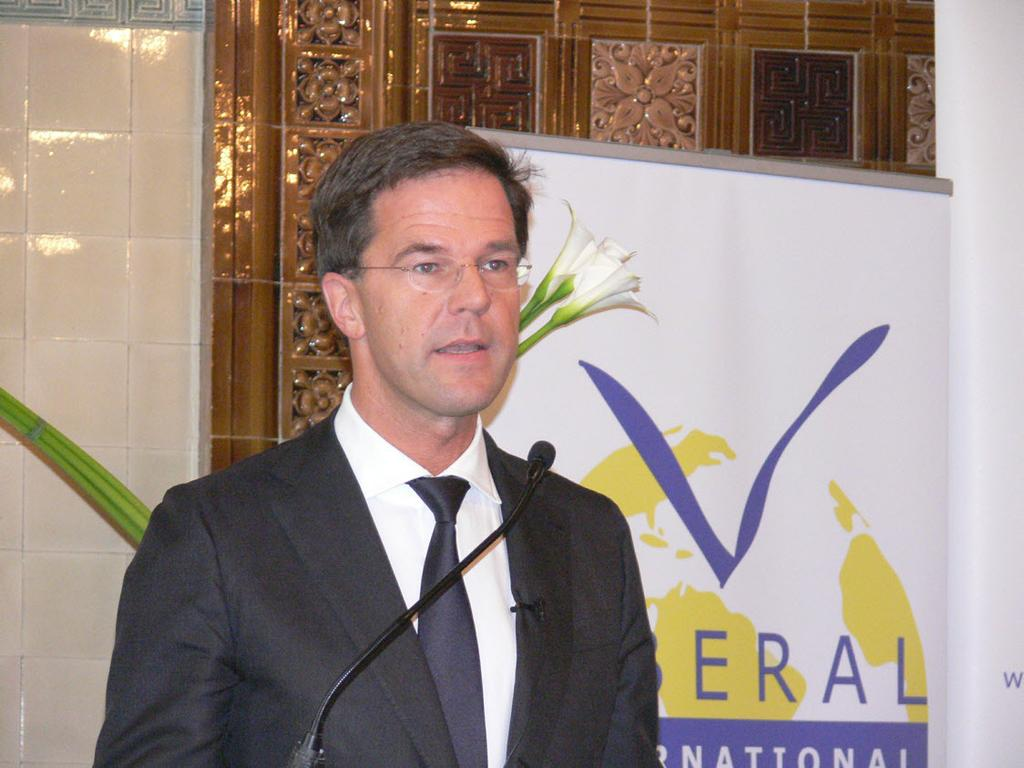 Rutte Isaiah Berlin Lecture