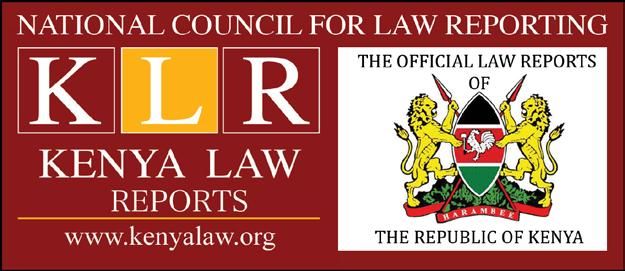 Council for Law Reporting with the