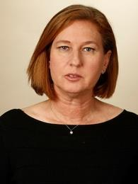 MK Tzipi Livni is Head of Hatnuah faction in the Zionist Union Party.