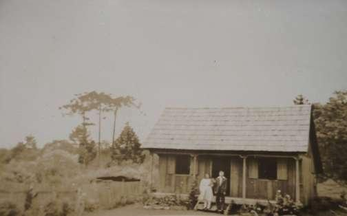 One of the first homes in Santana Photo Courtesy Koczyla family When Poles talked about their home, they did not refer to Poland in the context of the partitioning power(s), but rather called it