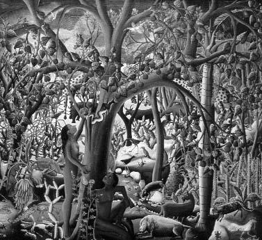 Paradise on Earth, by Haitian artist Wilson Bigaud Edward L. Glaeser, and Jesse M.