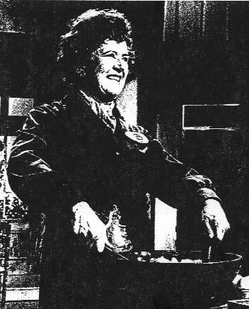 The real revolutionary of the 1960s? Julia Child, on her television show The French Chef. of the head, or, less often, a dim recollection. Oh yes, a certain Mme. T. sometimes served that in her restaurant, 10 kilometers away, on Fridays.