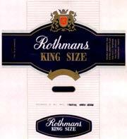 Non-Use The Swiss firm Rothmans of Pall Mall Limited owned Austrian registrations for two design marks 61 and a combined mark, 62 each covering tobacco and smokers articles in Class 34 (see below).