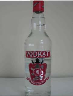 Vol. 101 TMR 1191 Diageo brought proceedings for extended passing off, alleging that it was one of a member of a class that held protectable goodwill in the term vodka, that the term VODKAT and the