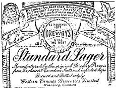 Vol. 101 TMR 889 Applied-for BUDWEISER label STANDARD LAGER label The applied-for BUDWEISER Label was similar to Anheuser- Busch s previously registered beer labels ( registered