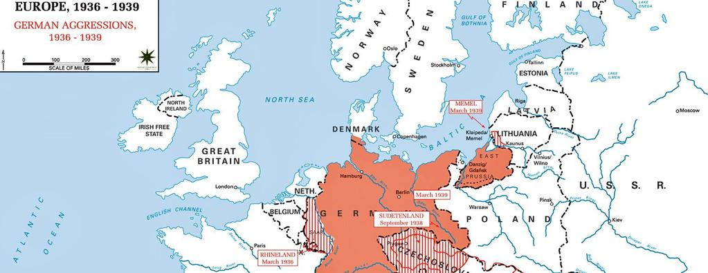 Poland by any Nazi attack.