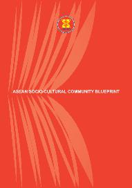 ASEAN live in peace with one another and with the world at large in a just, democratic and harmonious environment ASEAN Social Cultural Community Blueprint (ASCC) 2009 The primary goal of the