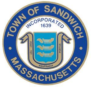 TOWN OF SANDWICH Town Charter As Adopted by Town Meeting May 2013 and