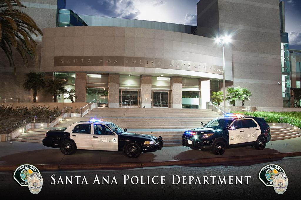 Policing Philosophy Under Revision, Pending Update www.ci.santa-ana.