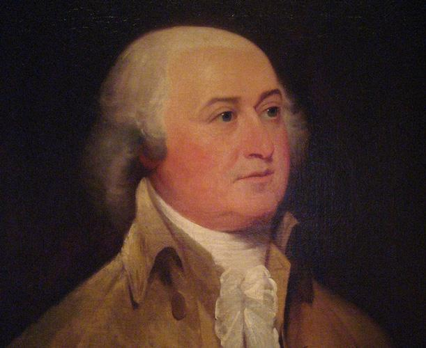 John Adams,2 nd President As soon as he