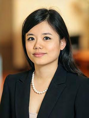 Valerie Li is a 2014 graduate of Pepperdine University School of Law, where she served on the editorial board of The Journal of the National Association of Administrative Law Judiciary and as member