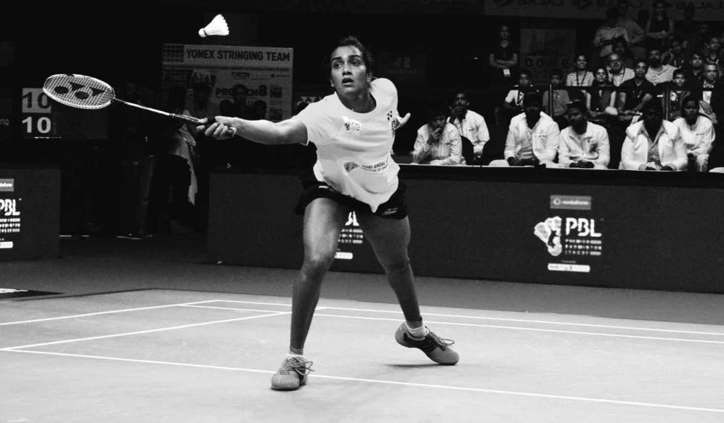 After Kashyap gave Chennai a 1-0 lead by outclassing his less experienced but currently higher ranked rival Sourabh Varma, Sindhu secured two points for her team by winning the trump game against