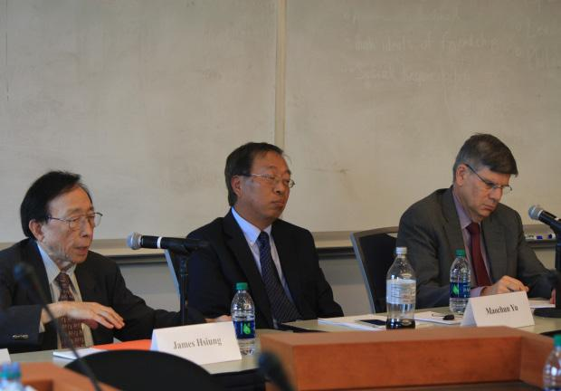 Lyushun Shen, Representative, Taipei Economic and Cultural Representative Office in the United