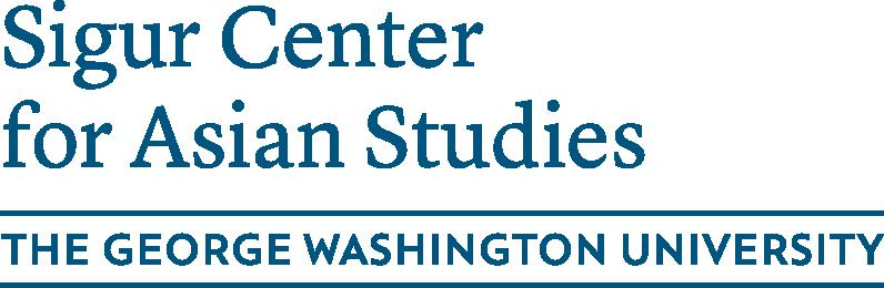 About the Sigur Center for Asian Studies ASIA REPORT The Sigur Center for Asian Studies is an international research center of The Elliott School of International Affairs at The George Washington
