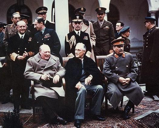 What was the significance of the WW2 conferences?