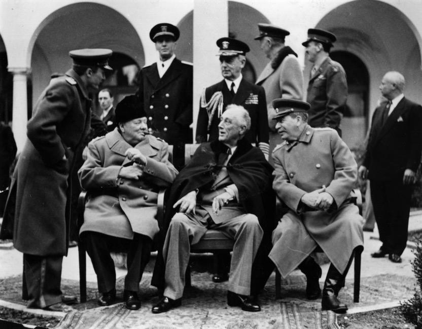 Conference 2: Yalta,