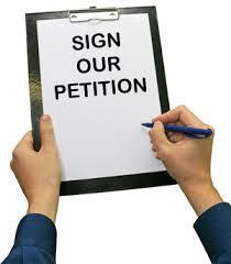 Strong community support, demonstrated through large numbers of petition signatures, can help politicians feel more comfortable supporting a controversial issue.