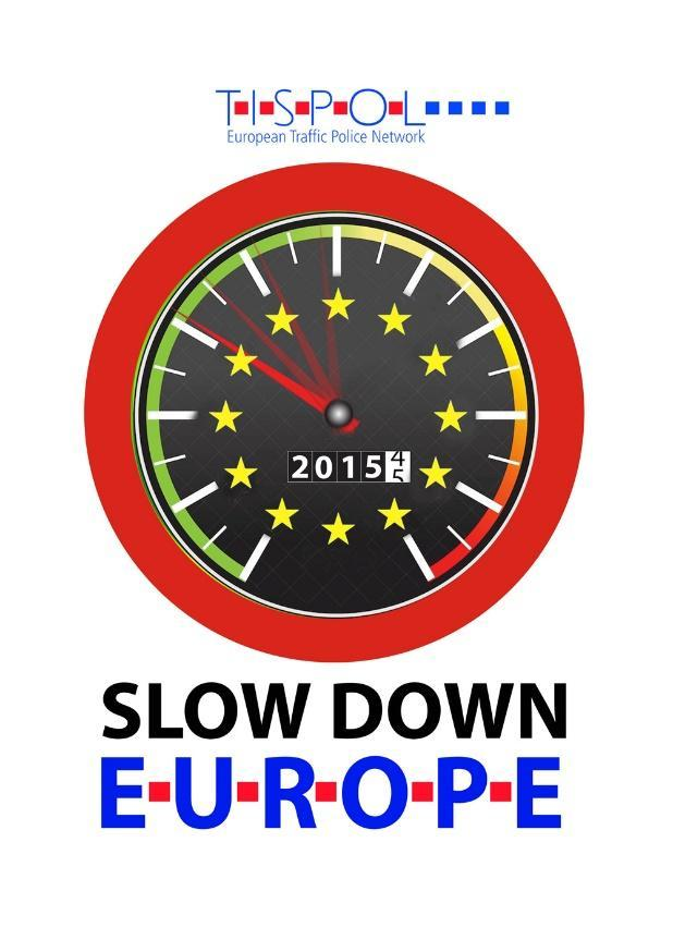 TISPOL 24 Hour Speed Marathon Operation German police initiative a concerted action Public
