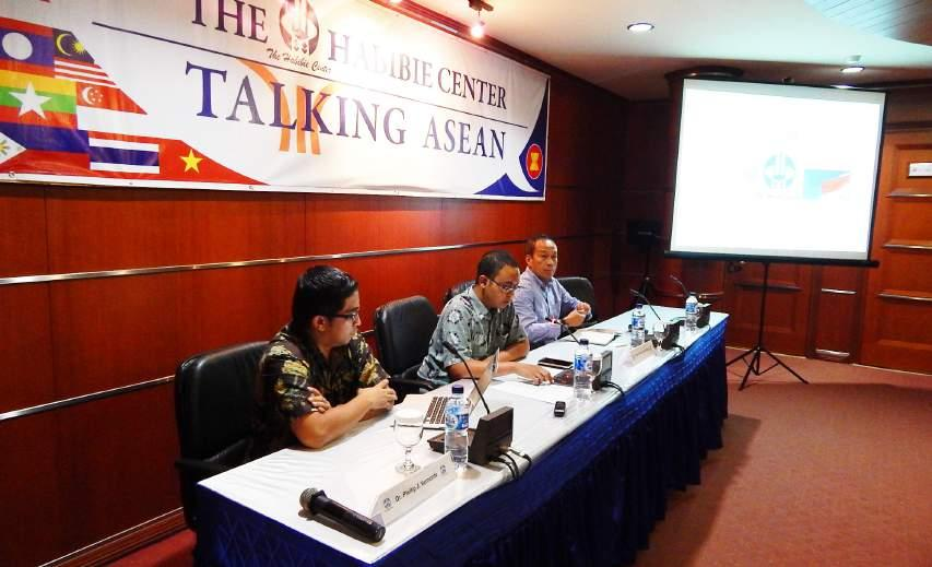 Political-Security Community (APSC): Inf luence of