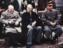 Ending the War Yalta Conference 1945 FDR
