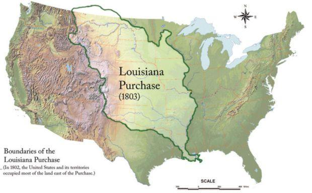 Land Louisiana Purchase Date Acquired Acquired From (1803) France How land was acquired Pres. Jefferson purchased from France for $15 million Adams-Onis Treaty.