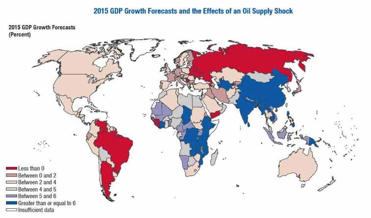 EUROCONSTRUCT, June 2015 Macroeconomic outlook Global perspectives Global economic activity remained moderate in 2014, while business conditions continued to vary significantly across countries.