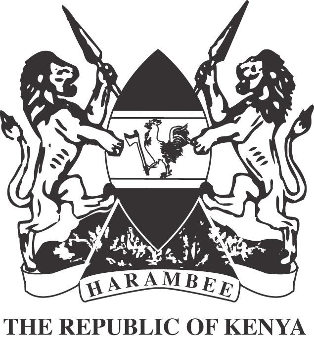 LAWS OF KENYA INDUSTRIAL TRAINING ACT CHAPTER 237 Revised Edition 2012 [1983] Published by the