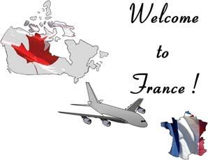 EMBASSY OF FRANCE IN CANADA YOUTH EXCHANGES AGREEMENT 2B VISA APPLICATION KIT: Inter-University Exchange The visa 2B kit was created by the French Embassy in Canada to enable you to prepare and