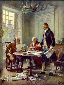 The Declaration of Independence July 4, 1776: The Continental Congress issued the Declaration of Independence The