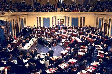 Congress Senate Upper House Each state gets 2 representatives House of