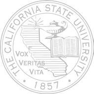 THE CALIFORNIA STATE UNIVERSITY OFFICE OF THE CHANCELLOR BAKERSFIELD June 23, 2015 CHANNEL ISLANDS CHICO M E M O R A N D U M DOMINGUEZ HILLS EAST BAY FRESNO TO: FROM: CSU Presidents Timothy P.