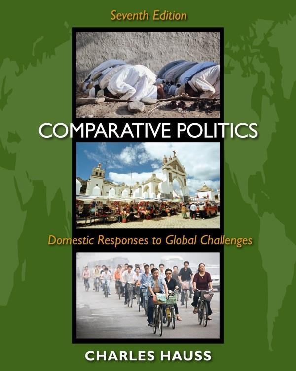 Comparative Politics: Domestic Responses to Global