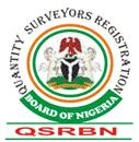 QUANTITY SURVEYORS (REGISTRATION, ETC.) ACT SECTION ARRANGEMENT OF SECTIONS Quantity Surveyors Registration Board of Nigeria 1. Establishment of Quantity Surveyors Registration Board of Nigeria, etc.