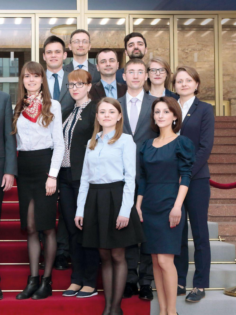 High Level Experts Programme Ukraine 23 High Level Experts Programme Ukraine 5 April 22 April 2016 1 st row, from left to right: Susanne Lada a (First Secretary at the Federal Foreign Office in