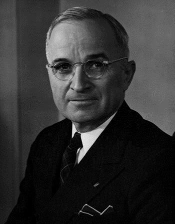 THE TRUMAN DOCTRINE The American policy of