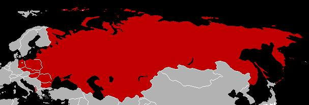 Warsaw Pact May 1955 Eight