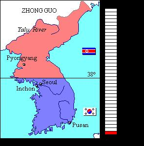 MACARTHUR S COUNTERATTACK At first, North Korea seemed unstoppable However,