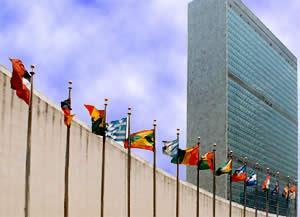 THE UNITED NATIONS PROVIDES HOPE The United Nations today has 191 member countries Hopes for