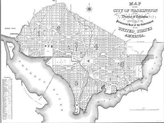 To win Southern support for his plan, Hamilton proposed that the new nation s capital city be located in the South.