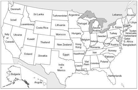 U.S. States Named After Countries That Match Their GDP Questions How do societies rank people in social hierarchies? Why do societies construct social hierarchies?