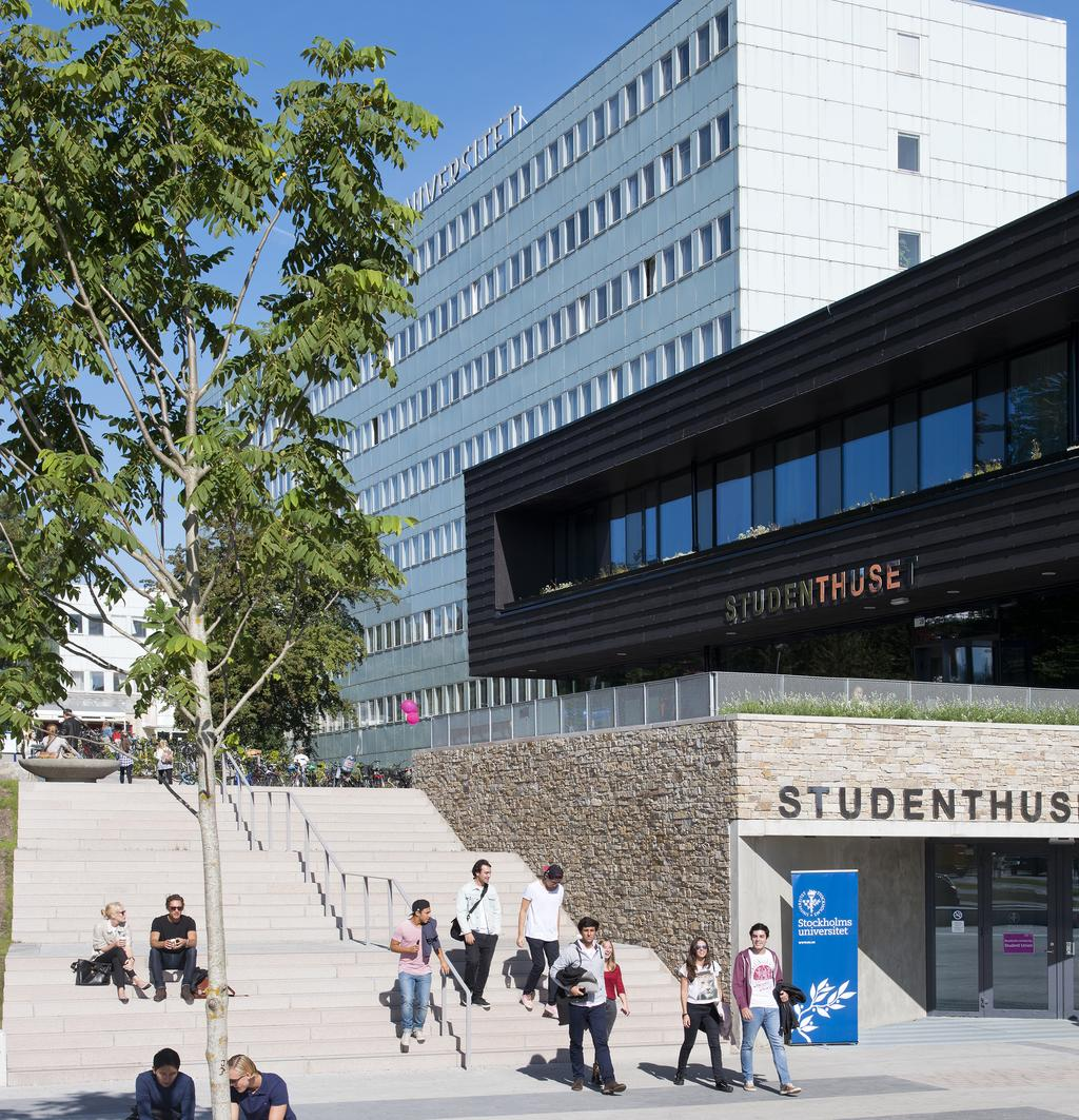 Political Science at Stockholm