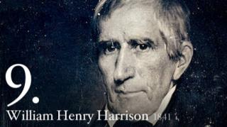 "It was, in fact, a song praising Whig candidate William Henry Harrison, or ""Old Tip,"" as he was known, and his running mate,."