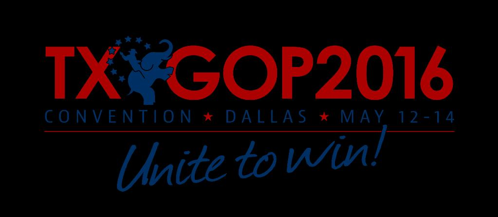 Republican Party of Texas - 2016 State Convention Monday, May 9th Room 11:00 AM Temporary Rules Committee D166 11:00 AM Temporary Platform Committee D168 Tuesday, May 10th 8:00 AM Temporary Rules